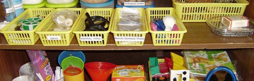 Детское экспериментирование как средство познавательного развития