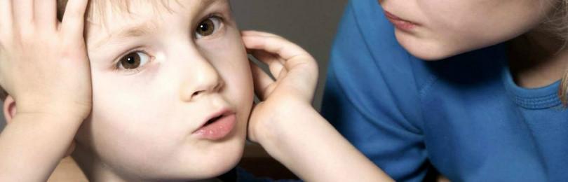 Уровни общего недоразвития речи у детей и центры по развитию речи