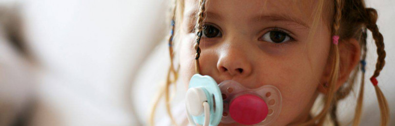 Как отучить трехлетнего ребенка сосать соску?