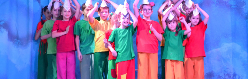 Роль семейного театра в развитии творческого начала у детей