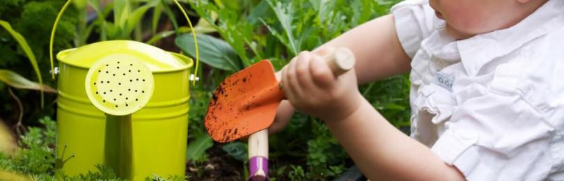 Средства трудового воспитания детей