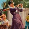 Бабушка балует ребенка, как реагировать?