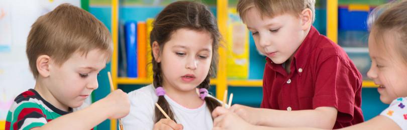 Занятия и игры для познавательного развития в младших группах