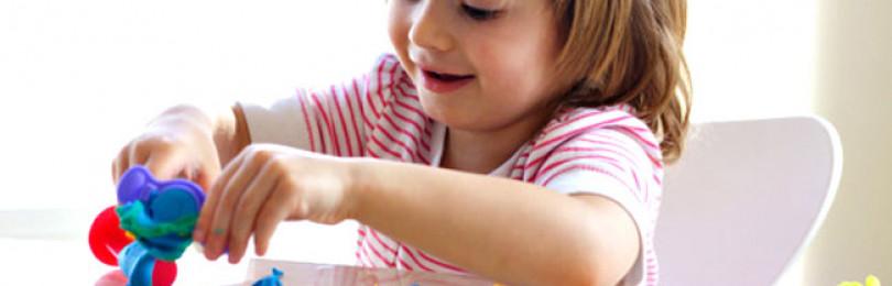 Мелкая моторика рук у детей от 2 до 3 лет