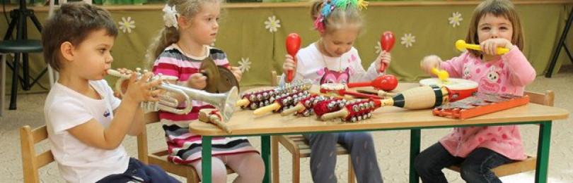 Познавательно-речевое развитие дошкольников