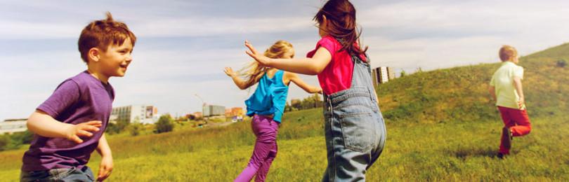 Подвижные игры для средних групп в детском саду