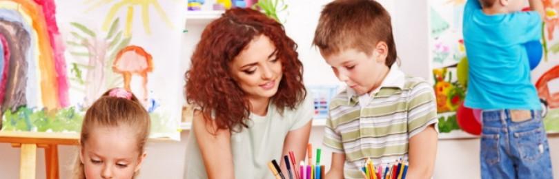 Как научить рисовать ребенка 4-5 лет