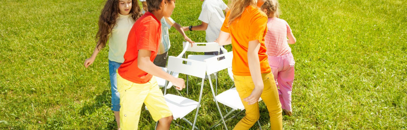 Игры малой подвижности в подготовительной и старшей группах ДОУ