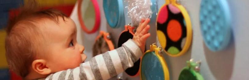 Задачи сенсорного развития детей раннего и дошкольного возраста