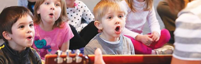 Музыкальное воспитание дошкольников