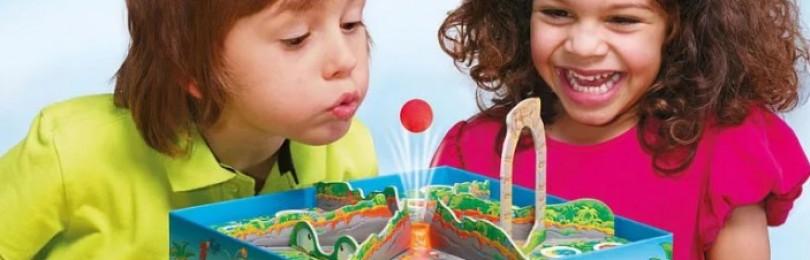 Игры для развития и обучения детей 5 лет