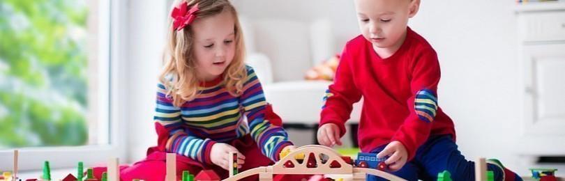 Развивающие игры и занятия для детей 3 лет
