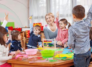 Анализ образовательной деятельности в ДОУ по ФГОС