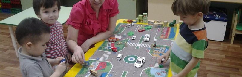 Краткосрочные проекты по ПДД в средних группах детских садов по ФГОС