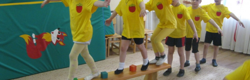 Комплекс утренней гимнастики для средней группы