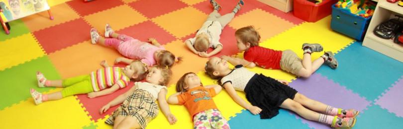 Возрастные группы в детском саду по годам по ФГОС