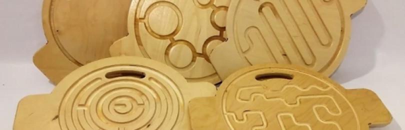 Развивающие игрушки для особых детей и оборудование для эрготерапии