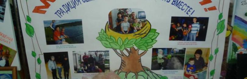 Проект в средней группе «Моя семья»: план занятий НОД