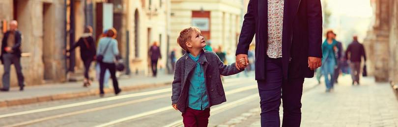 Безопасность детей на улице и правила поведения в общественных местах