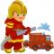 Дидактические игры по пожарной безопасности в детском саду