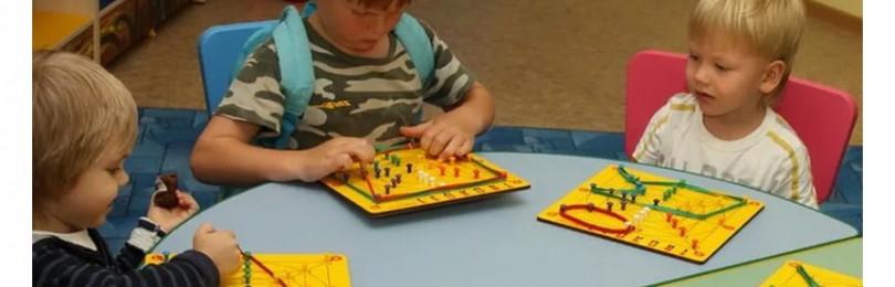 Обучающие игры для развития мышления детям 4 лет
