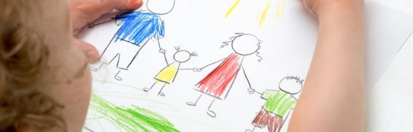 Как правильно учить детей рисовать