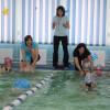 Как обучать ребенка плавать – занятия в бассейне, упражнения