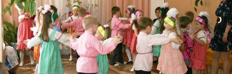 Детские сюжетные танцы на 8 марта и День Победы