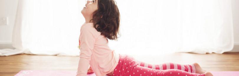 Упражнения для правильной осанки у детей дошкольного возраста