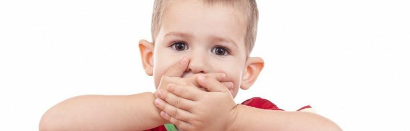 Лечение заикания у ребенка 3 лет в домашних условиях