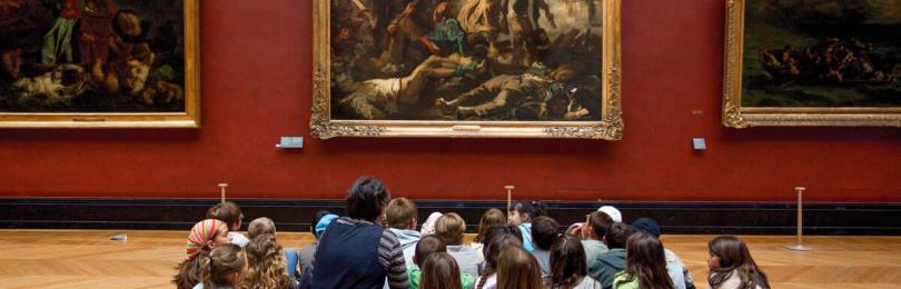 Музей: Правила поведения для детей