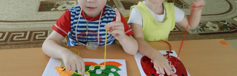Мелкая моторика рук у детей 3, 4 и 5 лет — особенности развития