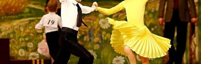 Занятия в танцевальных кружках для детей 3, 4 и 5 лет