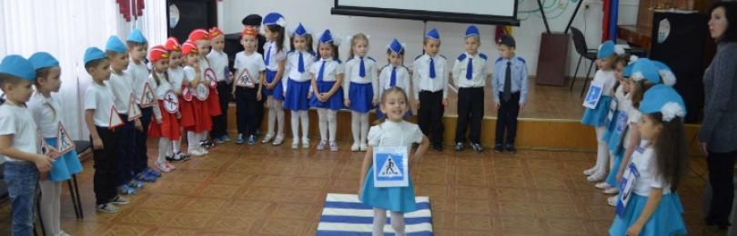 Сценарии для дошкольных агитбригад по ПДД в детском саду