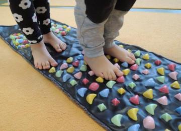 Комплекс упражнений при детском плоскостопии