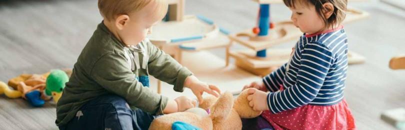 Группа короткого или временного пребывания в детском саду