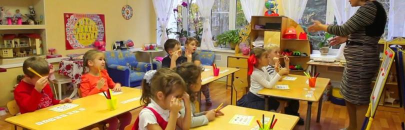 Уроки математики для детей 5-6 лет, примеры и задачи