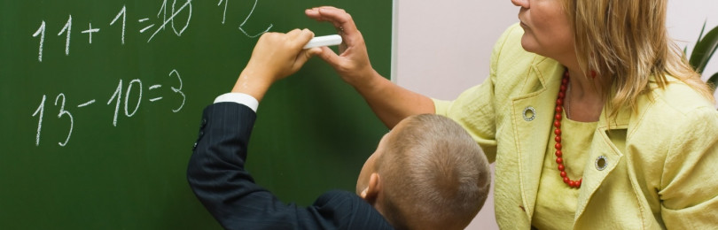 Как обучить ребенка делить и умножать числа