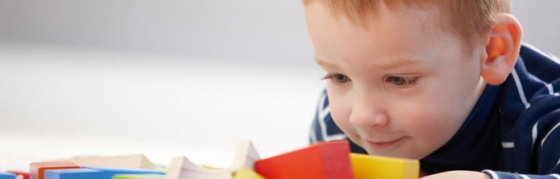 Программа в детском саду по развитию внимания