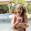 Радость или болезнь? Что принесет ребенку купание в бассейне отеля