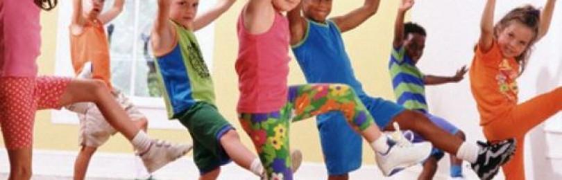 Утренняя гимнастика в детском саду — упражнения для зарядки