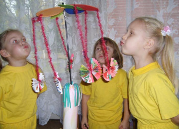 Упражнения дыхательной гимнастики для 1 и 2 младших групп ДОУ