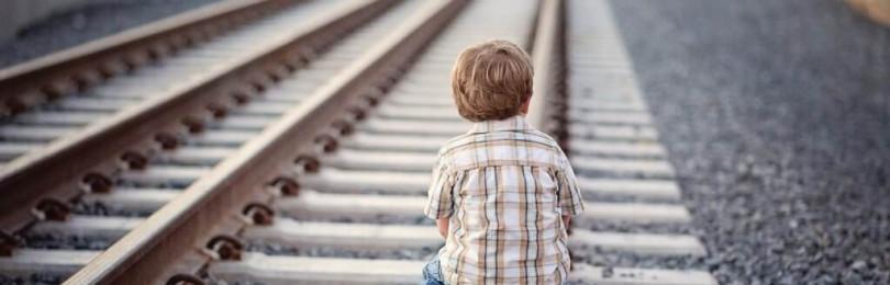 Праивила и нормы безопасного поведения на железнодорожных путях