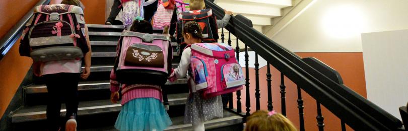 Как выбрать рюкзак для первоклассника – 5 простых шагов