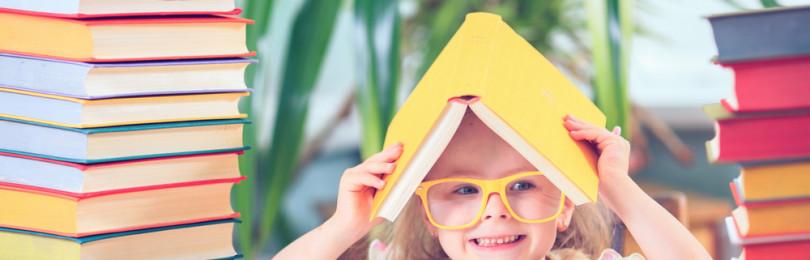 Как и когда прививать любовь читать детям, способы заинтересовать