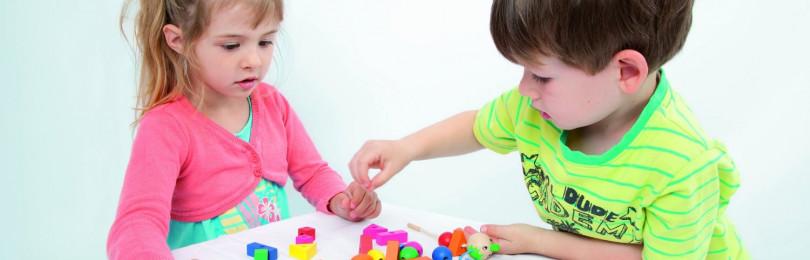 Дидактические игры по математическому развитию для детей