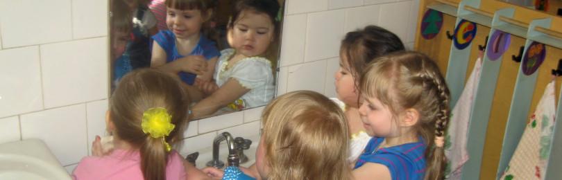 Формирование КГН и навыков самообслуживания у детей раннего возраста