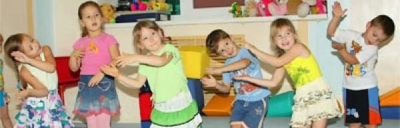 Организация танцевальных занятий для детей от 2 лет