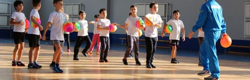 Формы организации физического воспитания