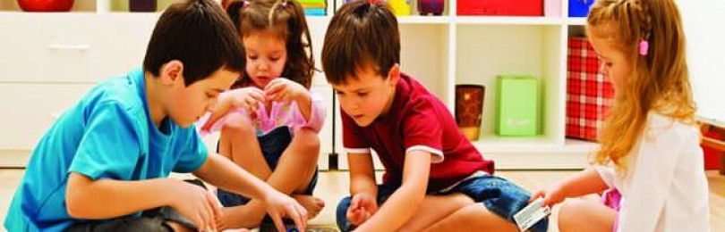 Образовательные игры для развития 7-летним детям